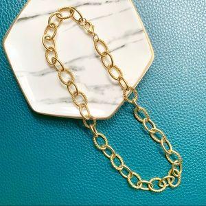 Gold Chain Choker